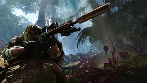 Sniper Ghost Warrior 3 apuntar y disparar