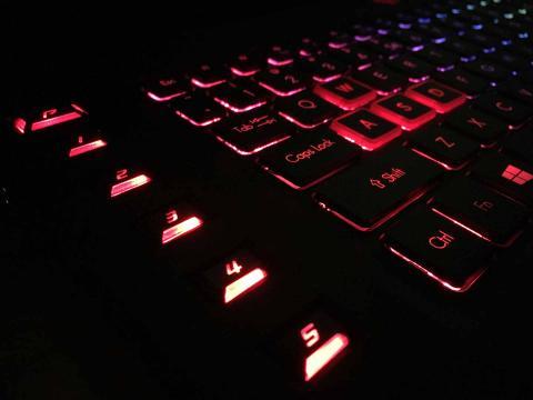 Teclas programables Acer Predator 17
