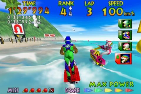 Wave Race 64 - Así lo analizó Hobby Consolas hace 20 años ...