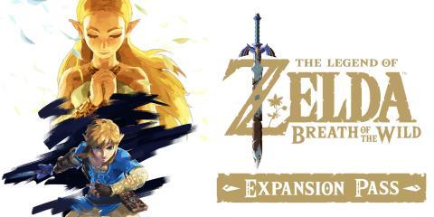 Zelda Breath of the Wild - The Master Trials DLC