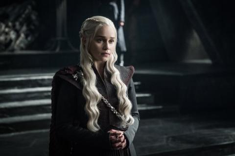 Daenerys en Juego de Tronos temporada 7
