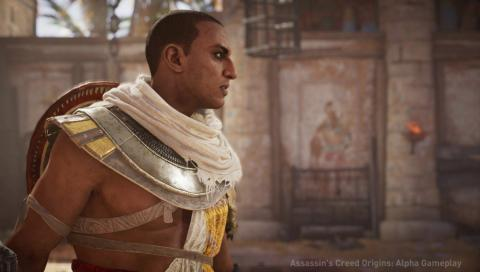 Assassin's Creed Origins en Xbox One X