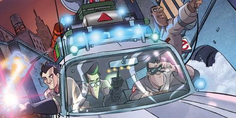 Cazafantamas: El hombre del espejo - Review del nuevo cómic