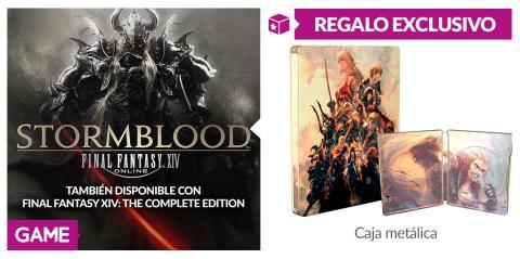 Final Fantasy XIV Stormblood en GAME