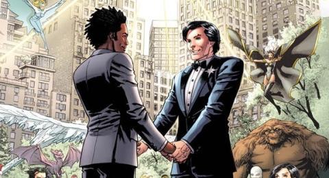 Los 17 mejores personajes LGTB de los cómics