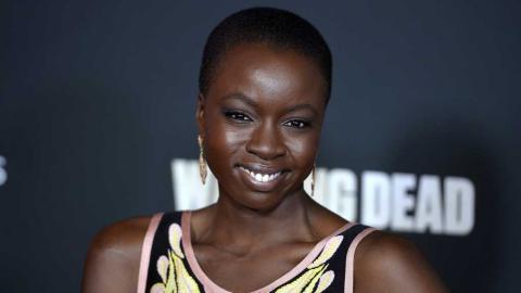 Danai Gurira, de The Walking Dead, se une a Vengadores: Infinity War