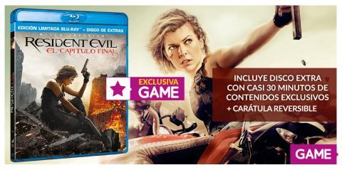 Resident Evil El capítulo final en GAME