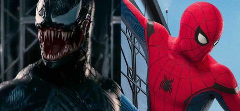 Spider-Man: Homecoming y Venom formarán parte del mismo universo, según Sony