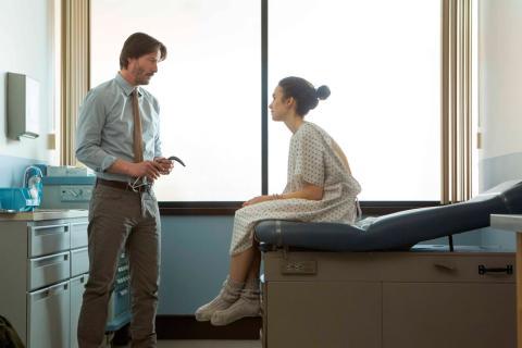 Hasta los huesos - Película de Netflix sobre la anorexia con Keanu Reeves y Lily Collins