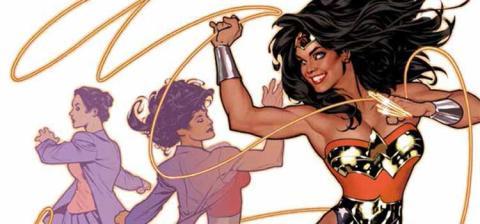 Wonder Woman - 5 cómics que has leer antes de ver la película