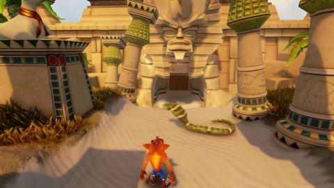 Análisis de Crash Bandicoot N  Sane Trilogy para PS4