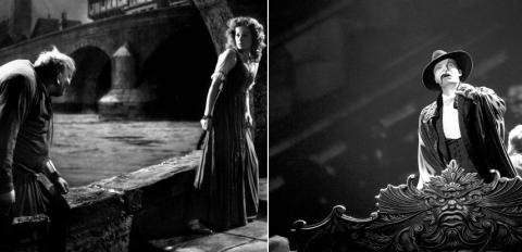 El fantasma de la ópera y El jorobado de Notre Dame se unen al Dark Universe