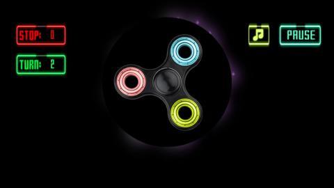 Fidget Spinner Android