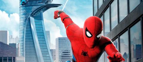 Spider-Man: Homecoming estrena el póster final para España