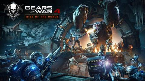 Gears of War 4 Rise of the Horde