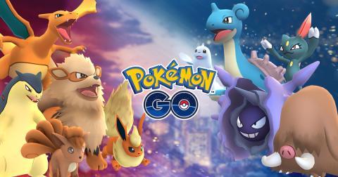 Pokémon GO Evento Solsticio