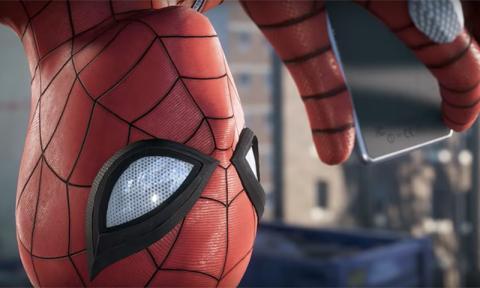 Spider-man PS4 serie animada