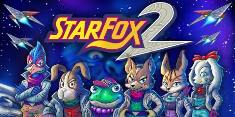 Star Fox 2