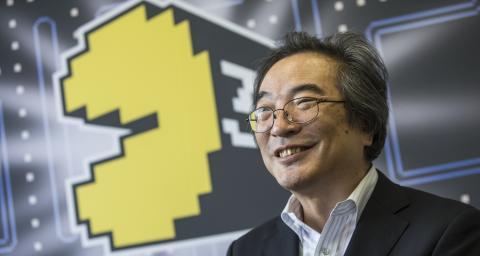 Toru Iwatani, creador de Pac-Man