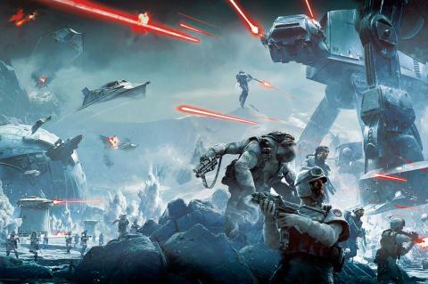 Star Wars Battleftront: Compañía Crepúsculo