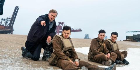 Christopher Nolan, Dunkerque