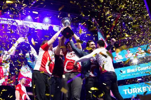CS:GO World Championship