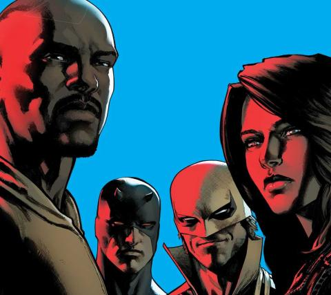 The Defenders - Comic