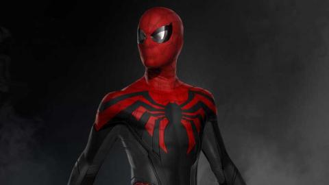 Diseño conceptual para Spider-Man: Homecoming