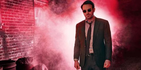 Matt Murdock/Daredevil en The Defenders