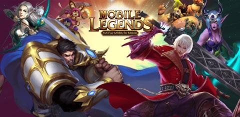 Mobile Legends league of legends