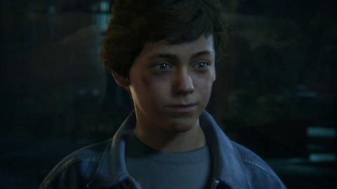 Nathan Drake joven - Uncharted