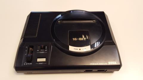 Sega Mega Drive - consolas y juegos