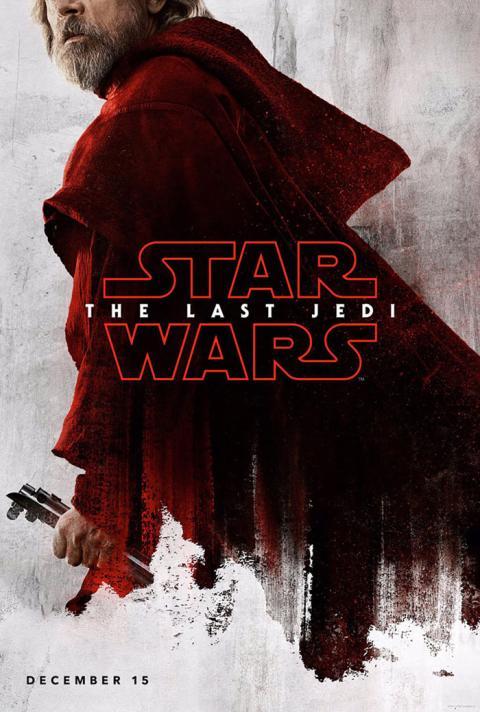 Star Wars Episodio 8 poster D23