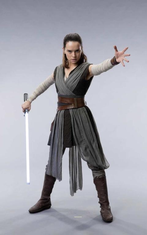Star Wars Episodio 8 The Last Jedi Los Últimos Jedi