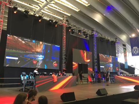 Tenerife Lan Party 2017 eSports
