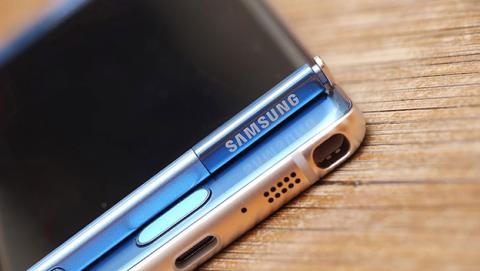Galaxy Note 9 integrará el lector de huella bajo la pantalla