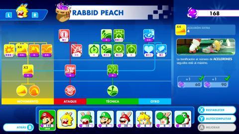 Análisis de Mario + Rabbids Kingdom Battle