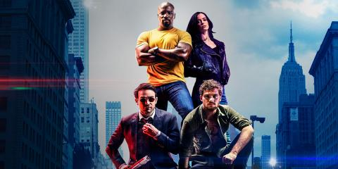 Crítica de The Defenders, la serie crossover de Marvel y Netflix