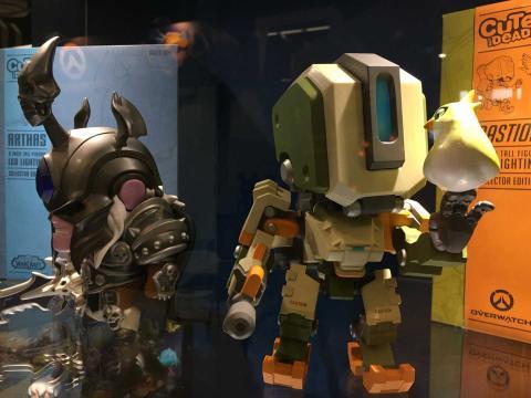 figuras gamescom 2017