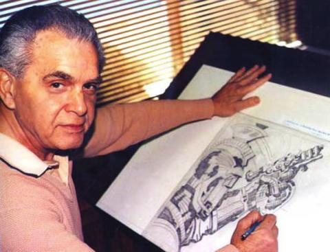 Jack Kirby: Un centenario de genialidad
