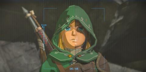 The Legend of Zelda Breath of the Wild realista