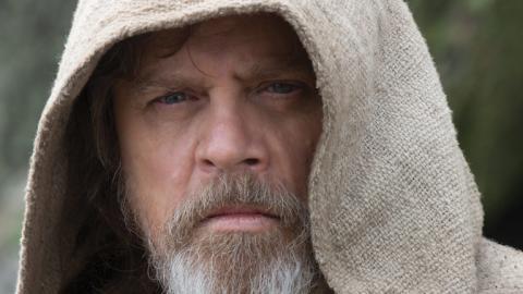Luke Skywalker Episodio 8