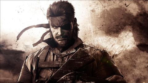 Metal Gear Solid película