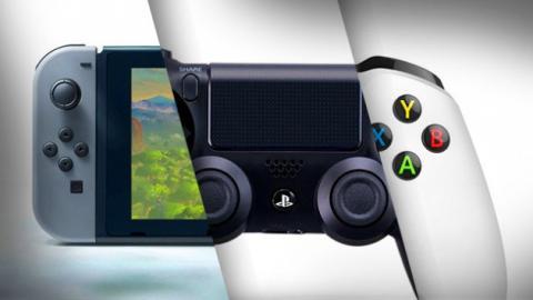PS4 Xbox One Switch