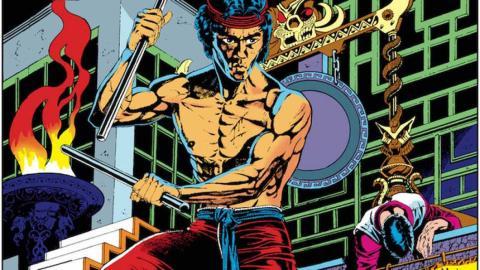 Puño de Hierro - 25 curiosidades de Iron Fist de The Defenders