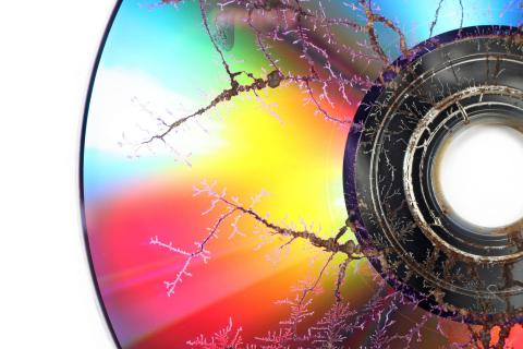 Recuperar archivos en un CD o DVD dañado
