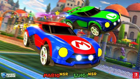 Rocket League para Nintendo Switch