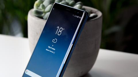 Samsung Galaxy Note 8 Presentacion