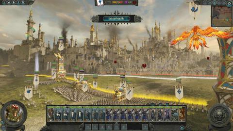 Análisis de Total War Warhammer II para PC