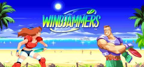 Windjammers PS4 PS Vita análisis